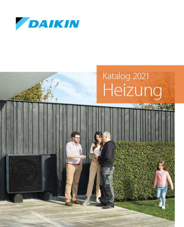 Daikin Heizung Katalog 2021
