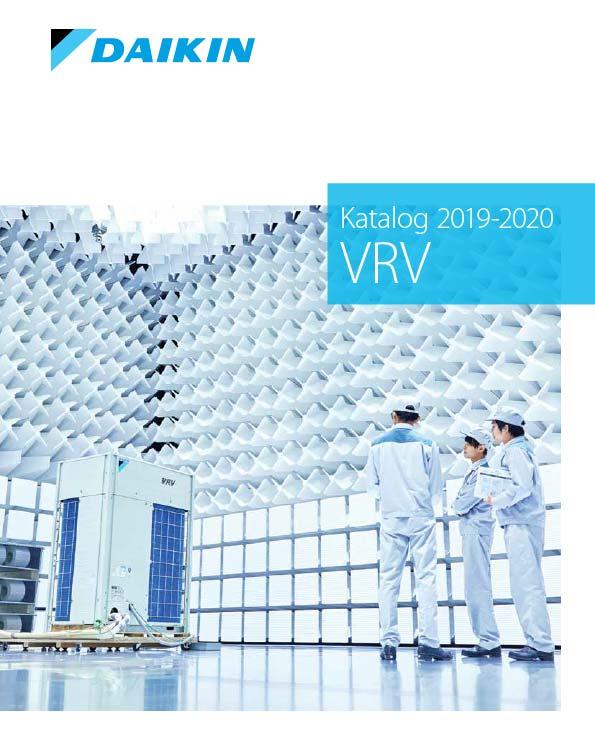 Cover Daikin Katalog - VRV