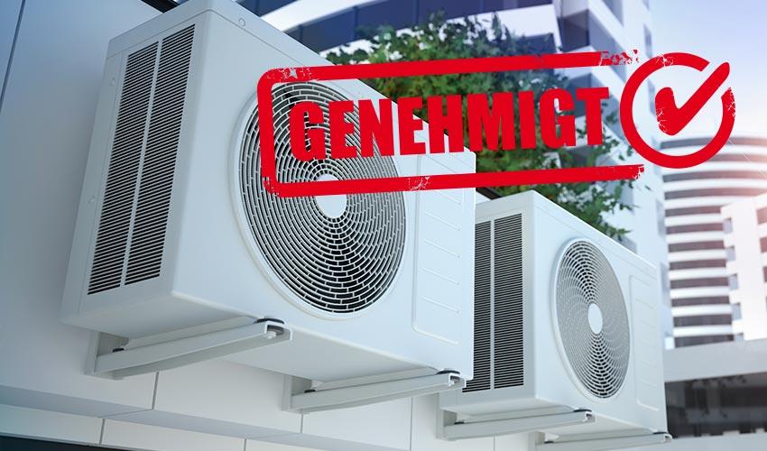 Genehmigte Klimaanlagen